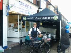 Rossiters Organic Butchers Birmingham 30th Anniversary