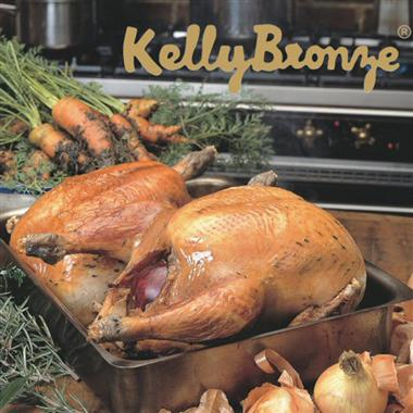 Kelly Bronze Turkey - Rossiters Organic Butchers
