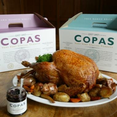 Copas Turkeys
