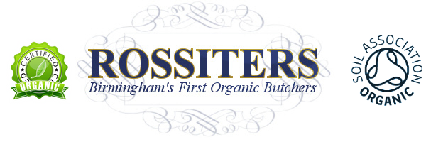 Rossiters Organic Butchers Birmingham