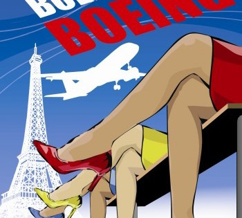 Wythall Theatre Company presents  BOEING BOEING